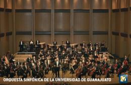 Orquesta Sinfónica de la Universidad de Guanajuato.  BTH...