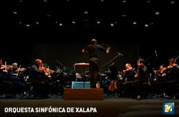 Concierto de la Orquesta Sinfónica de Xalapa. Veracruz 5...