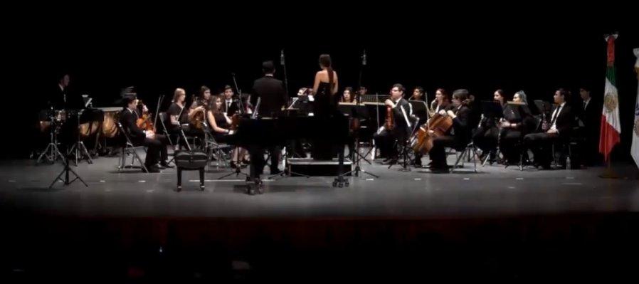 Concierto Sinfónico: El arte de la paz