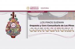 Convocatoria para integrar la Orquesta y Coro Comunitario...