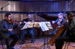 OSA: Cuarteto de cuerdas