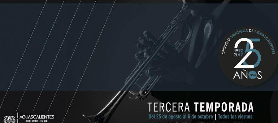 Concierto Seis Orquesta Sinfónica de Aguascalientes