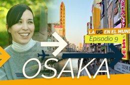 Nora Adame, experiencia de internacionalización en Japó...