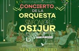 Concierto de la Orquesta Sinfónica OSIJUR