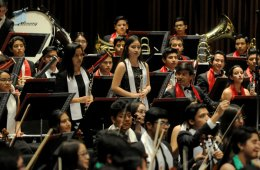 28th National Tour of the Children's Symphony Orchestra...