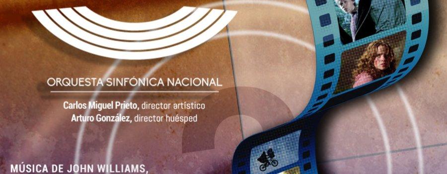 Orquesta Sinfónica Nacional (OSN) Música de John Williams