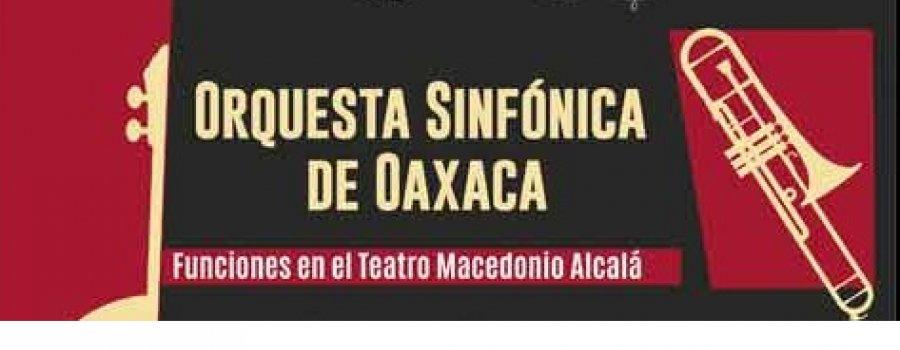 Concierto 9 - Orquesta Sinfónica de Oaxaca
