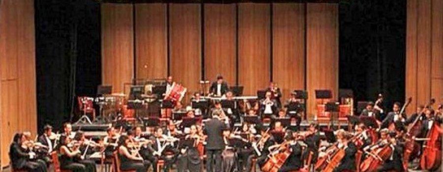 Concierto 2 Orquesta Sinfónica de Oaxaca