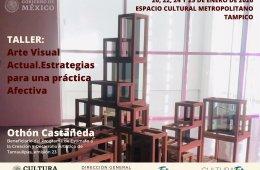 Taller arte visual actual. Estrategias para una práctica...