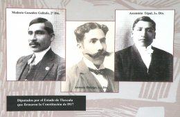 El federalismo mexicano en la Constitución de 1917