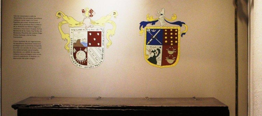 Cajas Reales, Arcas de 3 Llaves