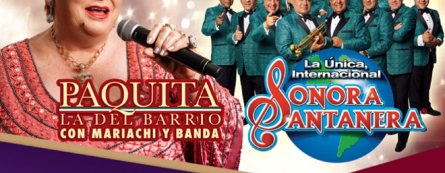 Paquita la del Barrio and the Unique and International Sonora Santanera