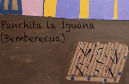 La Iguana Panchita