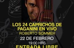 24 caprichos de Paganini