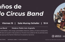 Diez años de Triciclo Circus Band