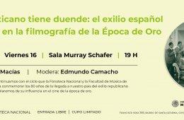 El cine mexicano tiene duende: el exilio español y flame...