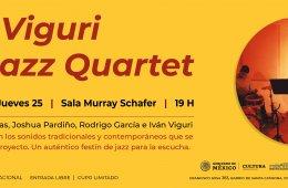 Iván Viguri Jazz Quartet