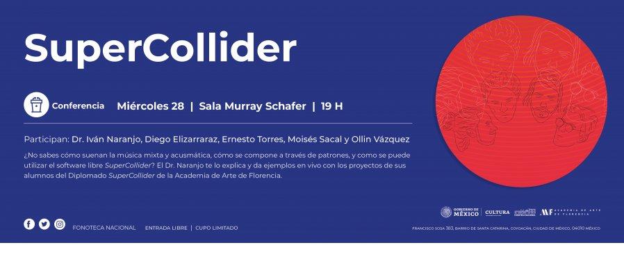 Conferencia | SuperCollider