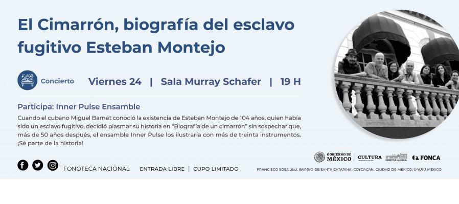Concierto | El Cimarrón, biografía del esclavo fugitivo Esteban Montejo.