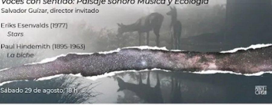 Coro de Madrigalistas. Voces con sentido: La biche – Paul Hindemith
