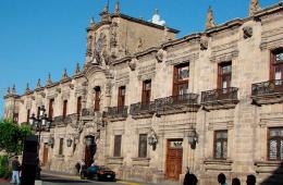 Recorrido Palacio de Gobierno