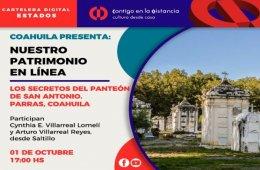 Nuestro Patrimonio. Los secretos del panteón de San Anto...