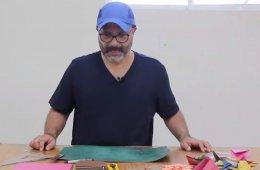 Curso de papiroflexia: sesión 1