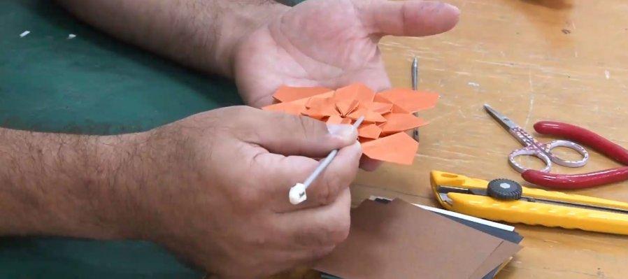 Curso de papiroflexia: sesión 3