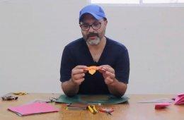 Curso de papiroflexia: sesión 4