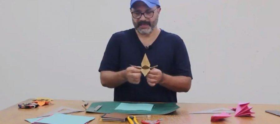 Curso de papiroflexia: sesión 5