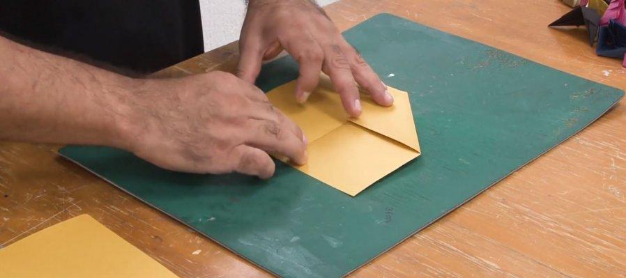 Curso de papiroflexia: sesión 6