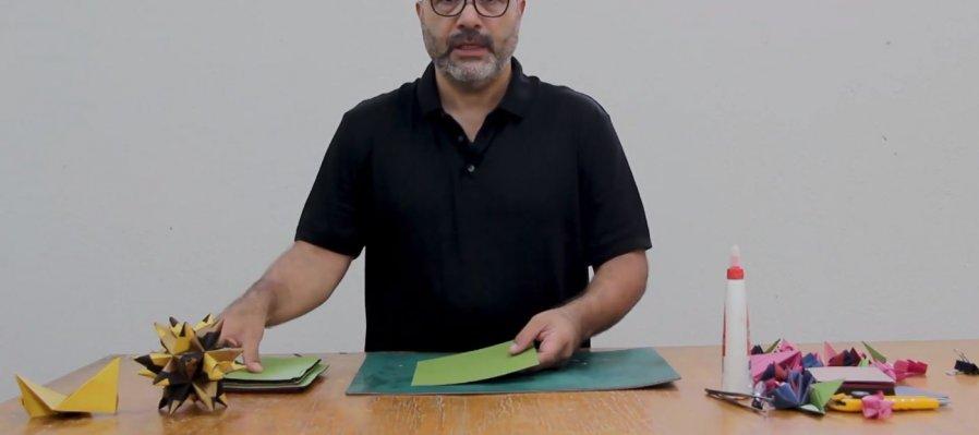 Curso de papiroflexia: sesión 7