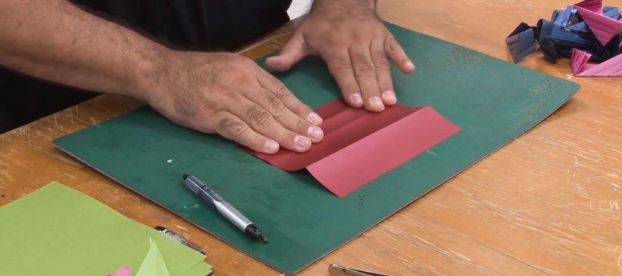 Curso de papiroflexia: sesión 8