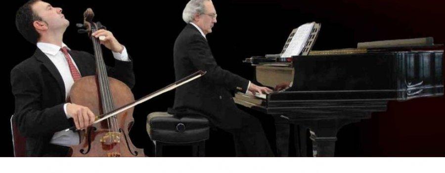 Concierto Internacional España-México con el cellista Iñaki Etxepare y el pianista Emilio Lluis
