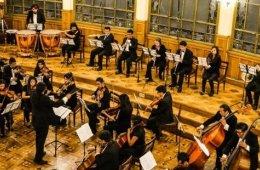 Concierto Internacional: Orquesta Sinfónica Nacional de ...