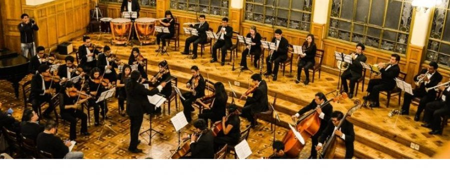 International Concert: Bolivia National Symphony Orchestra
