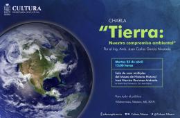 Tierra: Nuestro compromiso ambiental