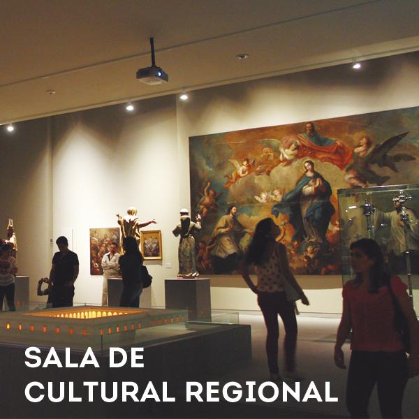 Sala de Cultura Regional