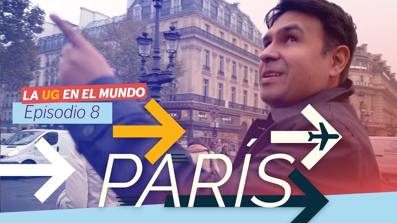 Arturo Luna, seguridad corporativa en París
