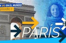 Ana Gabriela Porras, una experiencia en Paris