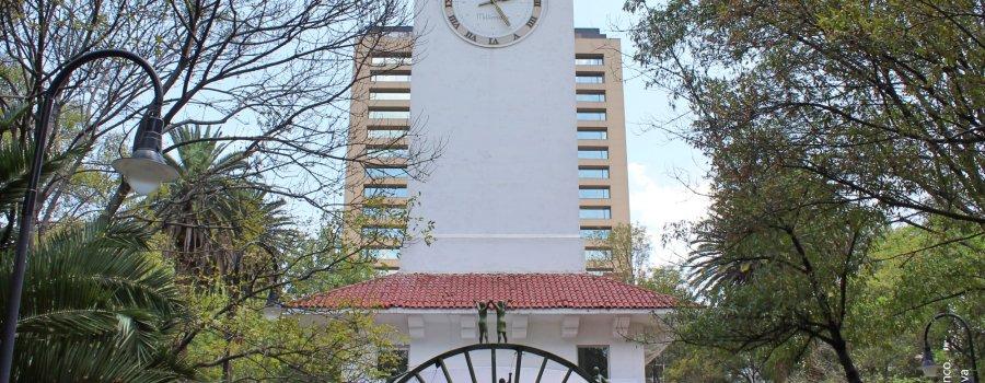 From Ranch and Hacienda to Cosmopolitan Neighborhood, Polanco. Mexico City