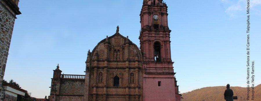 Tlalpujahua, la tierra mágica de la esfera. Michoacán