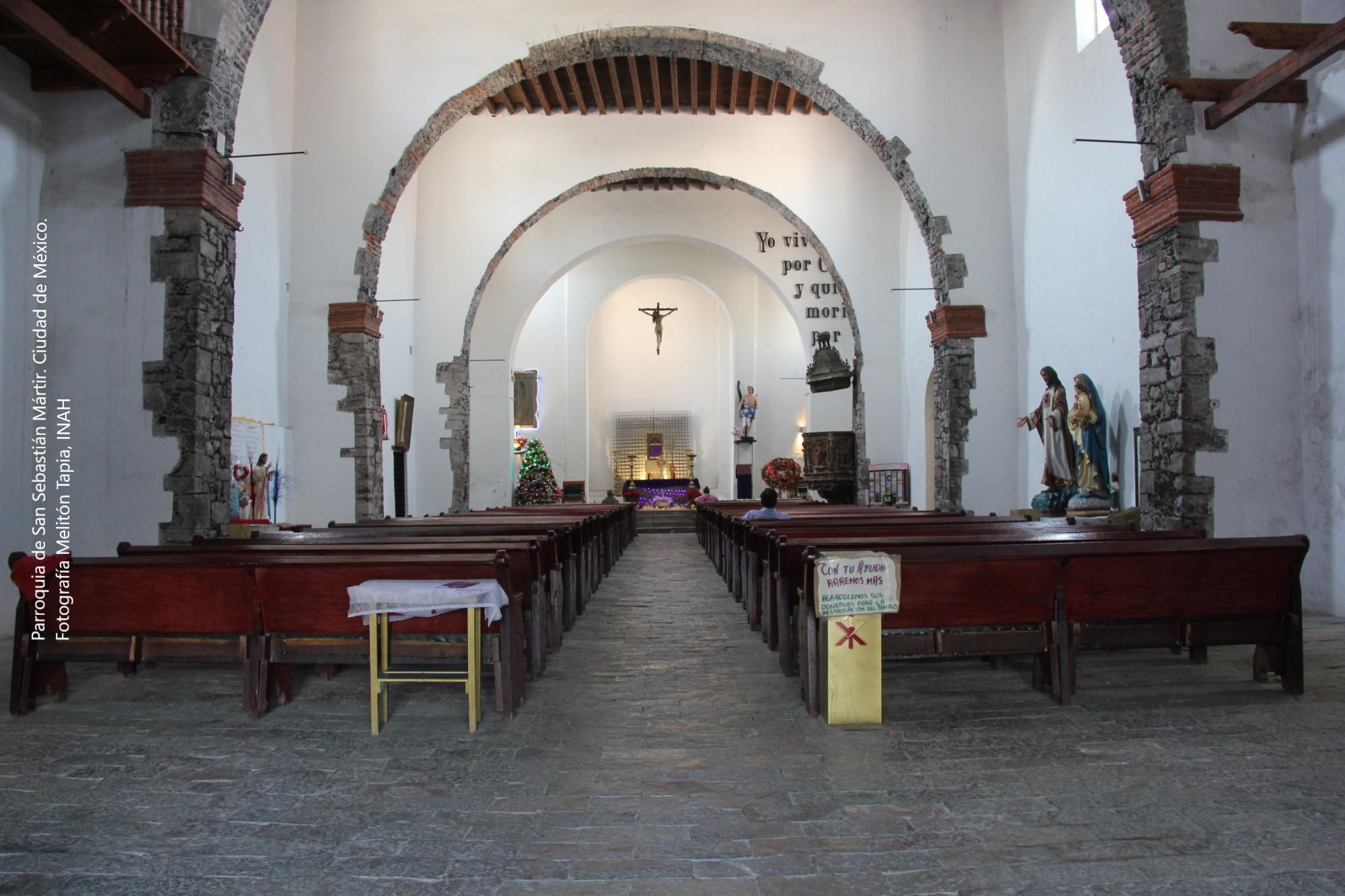 Carmelitas en el Zócalo. Centro Histórico, Ciudad de M�...