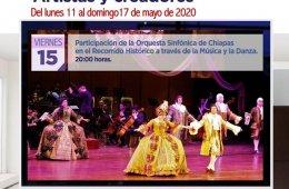 Participación de la Orquesta Sinfónica de Chiapas en el...