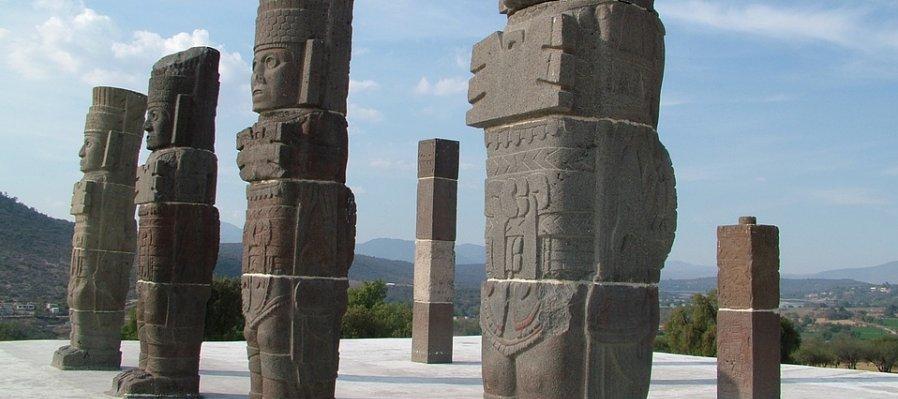 Paseo arqueológico
