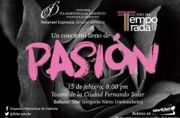 Concierto No. 2 de Temporada. Orquesta Filarmónica del D...