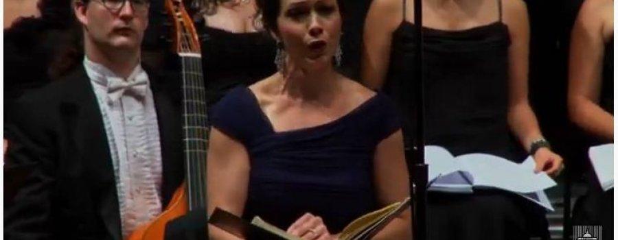La Pasión según San Juan con Orquesta Sinfónica Nacional