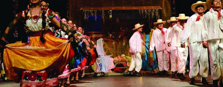 Pastorela Danza Todos a Belén
