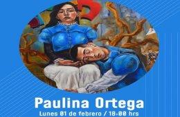 Conociendo a los creadores, artista plástico Paulina Ort...