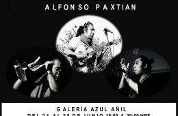 TALLER DE JARANA CON ALFONSO PAXTIAN EN GALERÍA AZUL AÑ...
